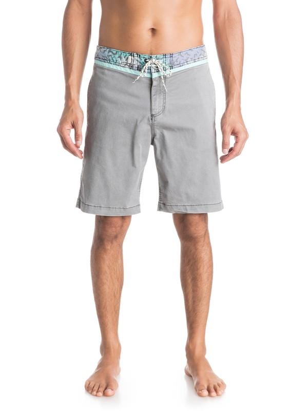 0 Street Trunk Yoke Cracked Shorts  EQYWS03170 Quiksilver
