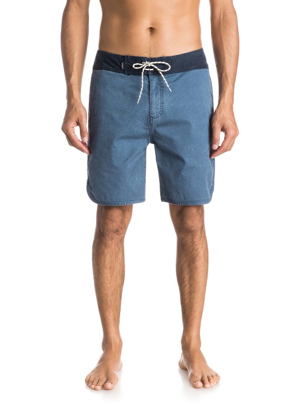 0 Street Trunk Scallop Shorts  EQYWS03173 Quiksilver