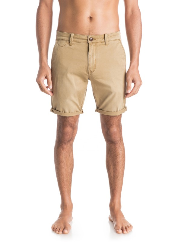 0 Krandy Chino Slim - Short  EQYWS03176 Quiksilver