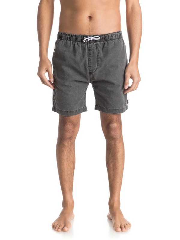 "0 Solid 17"" Beach Shorts  EQYWS03249 Quiksilver"