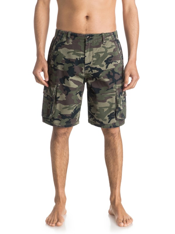 0 Everyday Deluxe - Cargo Shorts  EQYWS03250 Quiksilver