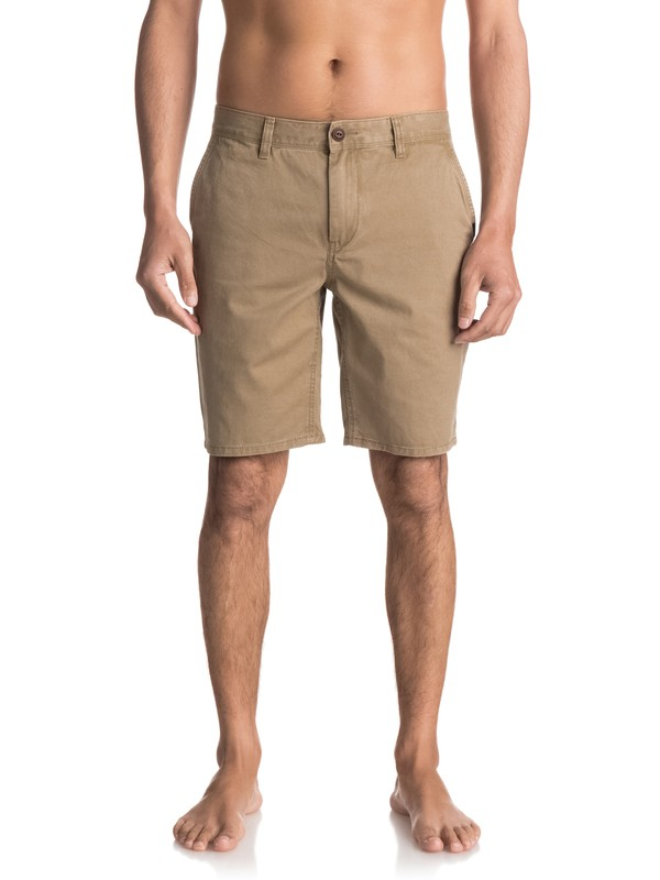 0 Everyday Chino Shorts Beige EQYWS03252 Quiksilver