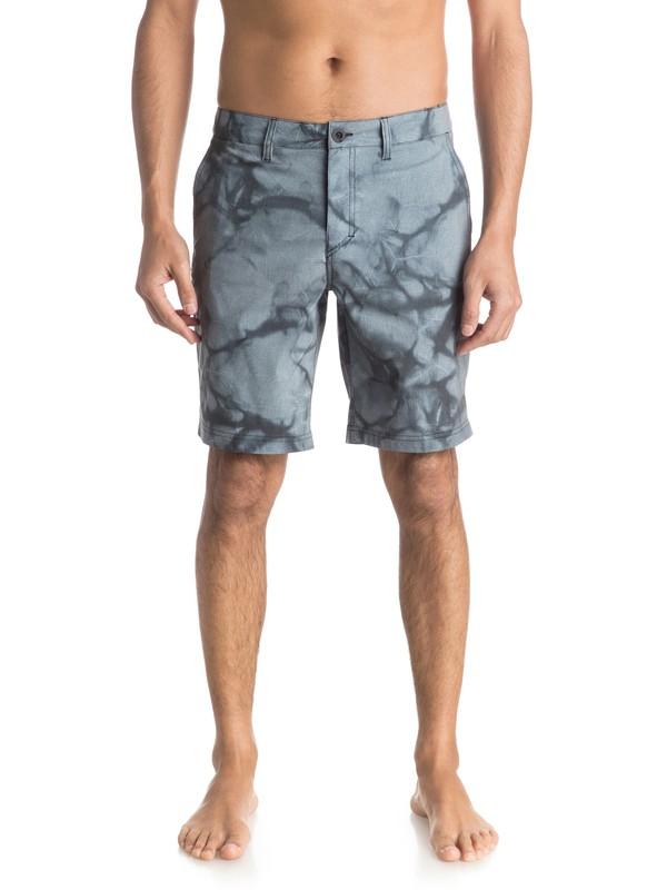 "0 High Dye 19"" Amphibian Shorts  EQYWS03281 Quiksilver"
