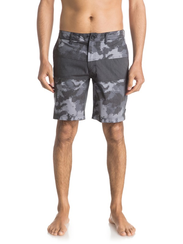 "0 The Panel Amphibian 19"" - Shorts  EQYWS03321 Quiksilver"