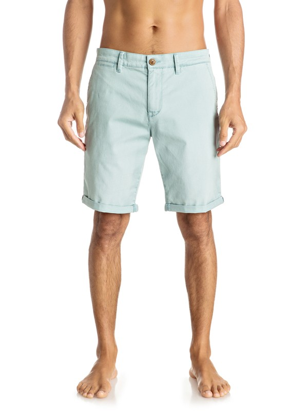 0 Krandy St - Chino Shorts for Men Blue EQYWS03324 Quiksilver