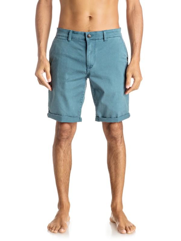 0 Krandy St - Chino Shorts für Männer Blau EQYWS03324 Quiksilver