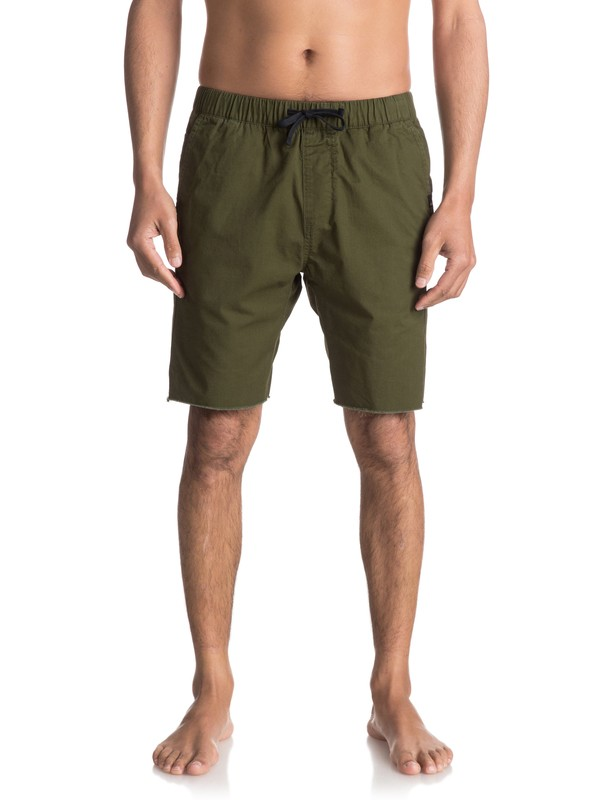 "0 Fun Days 19"" Shorts  EQYWS03331 Quiksilver"