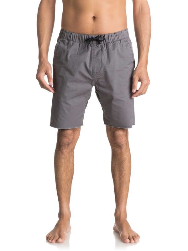 "0 Fun Days 19"" Shorts Black EQYWS03331 Quiksilver"