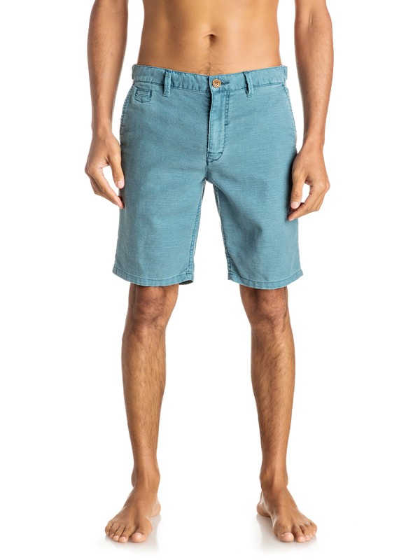 0 Greenwood Cutty Chino Shorts  EQYWS03358 Quiksilver