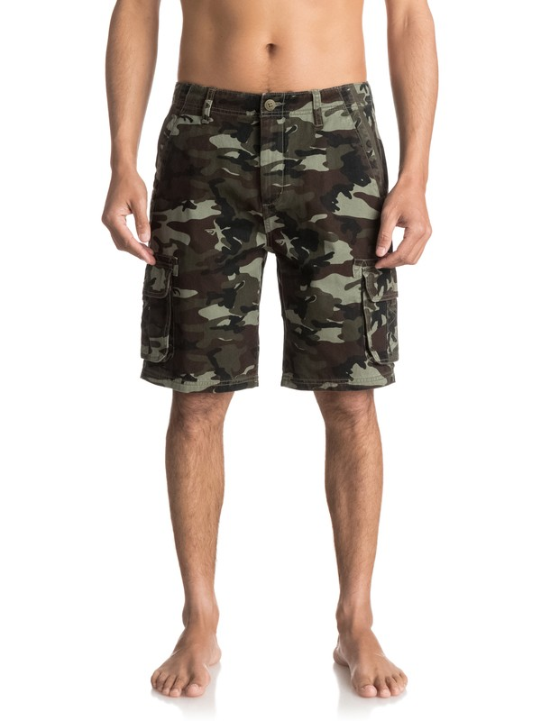 0 Everyday Deluxe Cargo Shorts  EQYWS03454 Quiksilver