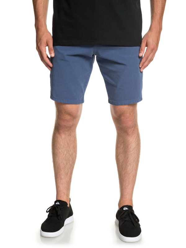 0 Everyday - Short Chino para Hombre Azul EQYWS03468 Quiksilver