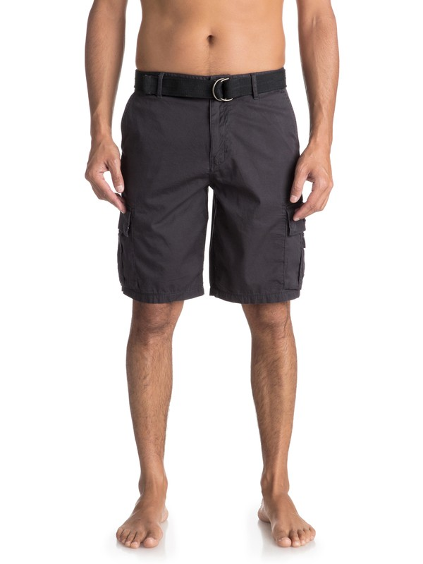 0 Rogue Beats - Cargo Shorts for Men Black EQYWS03477 Quiksilver
