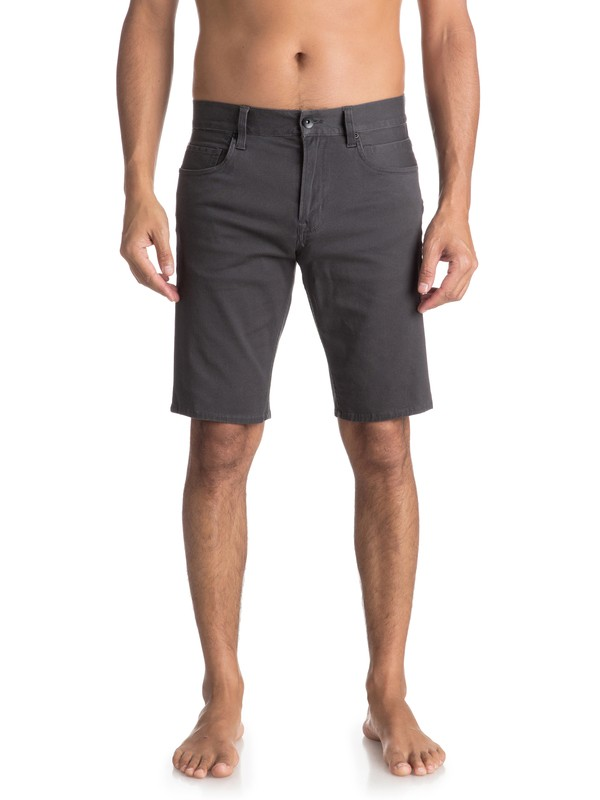 "0 Lygon 20"" Shorts Black EQYWS03483 Quiksilver"