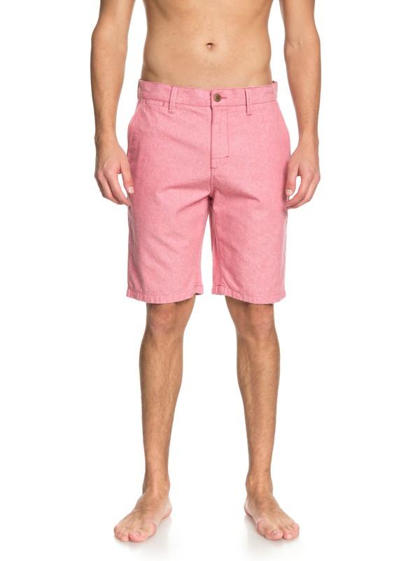 0 Krandy Chino Shorts Pink EQYWS03502 Quiksilver