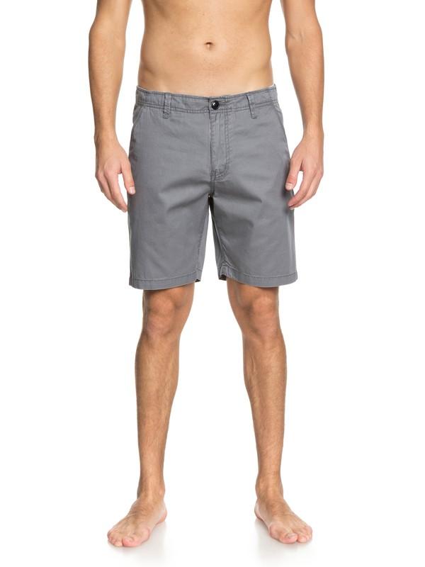 "0 Minor 20"" Shorts Black EQYWS03511 Quiksilver"