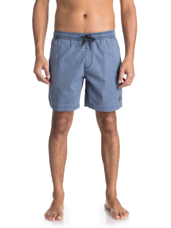 0 Tioga - Beach Shorts for Men Blue EQYWS03523 Quiksilver