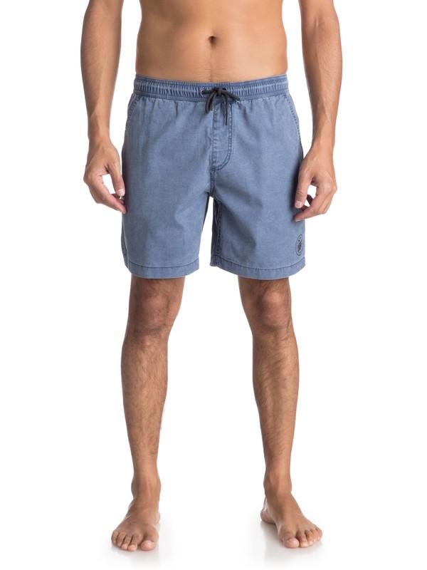 0 Tioga - Strand-Shorts für Männer Blau EQYWS03523 Quiksilver
