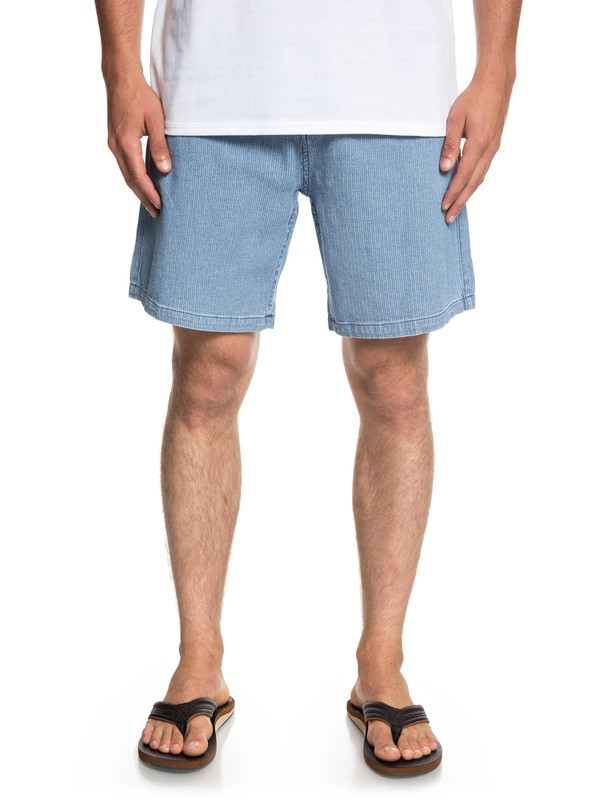 0 Calcuta Lizard Shorts Blue EQYWS03575 Quiksilver