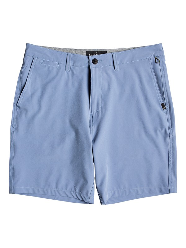 "0 Union Amphibian 19"" - Amphibian Board Shorts for Men Blue EQYWS03591 Quiksilver"