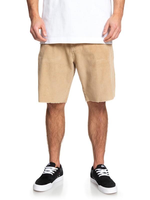 0 Positive Vibrations - Shorts Brown EQYWS03632 Quiksilver