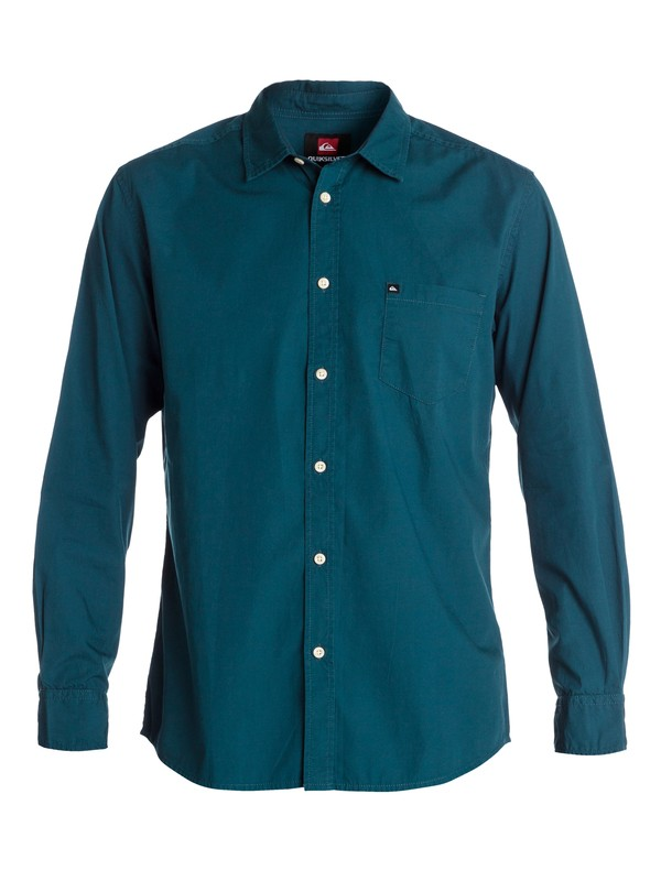 0 Elliot LS Shirt  EQYWT00002 Quiksilver
