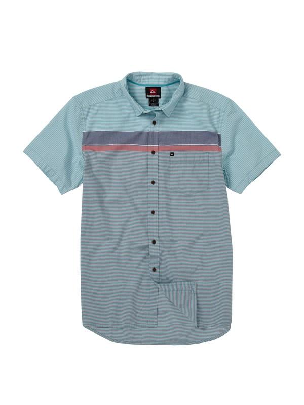 0 Pirate Island Short Sleeve Shirt  EQYWT00069 Quiksilver