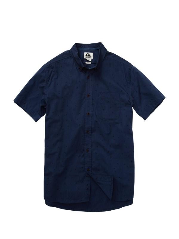 0 Dead Chest Short Sleeve Shirt  EQYWT00070 Quiksilver