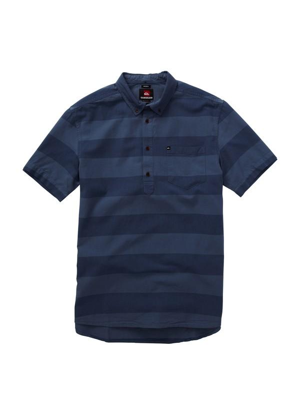 0 Eden Pass Short Sleeve Shirt  EQYWT00074 Quiksilver