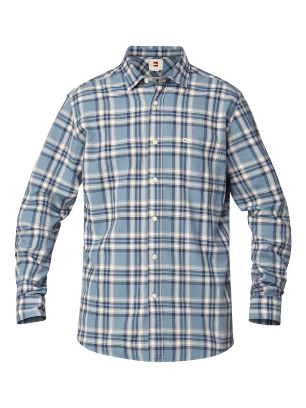 0 Biscay Long Sleeve Shirt  EQYWT03000 Quiksilver
