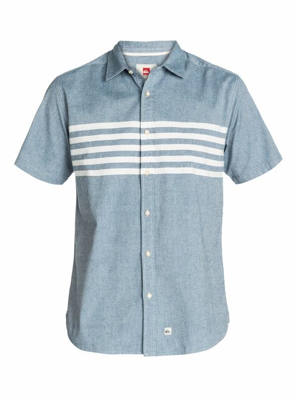 0 Crew Island Short Sleeve Shirt  EQYWT03004 Quiksilver