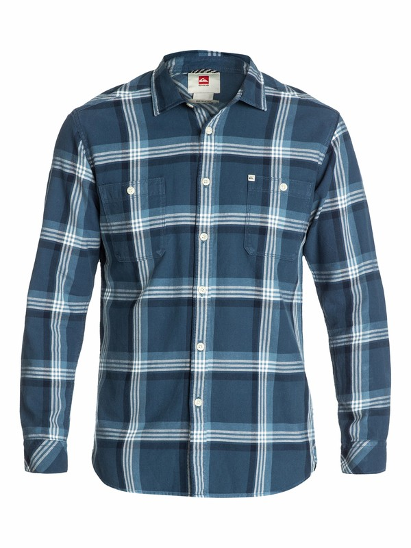 0 Boxfish Long Sleeve Shirt  EQYWT03007 Quiksilver