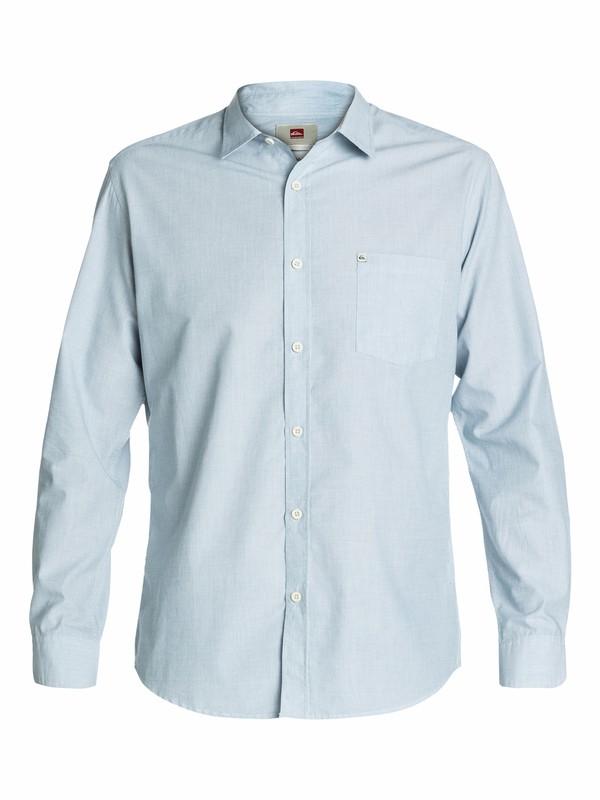 0 Allman Long Sleeve Shirt  EQYWT03030 Quiksilver