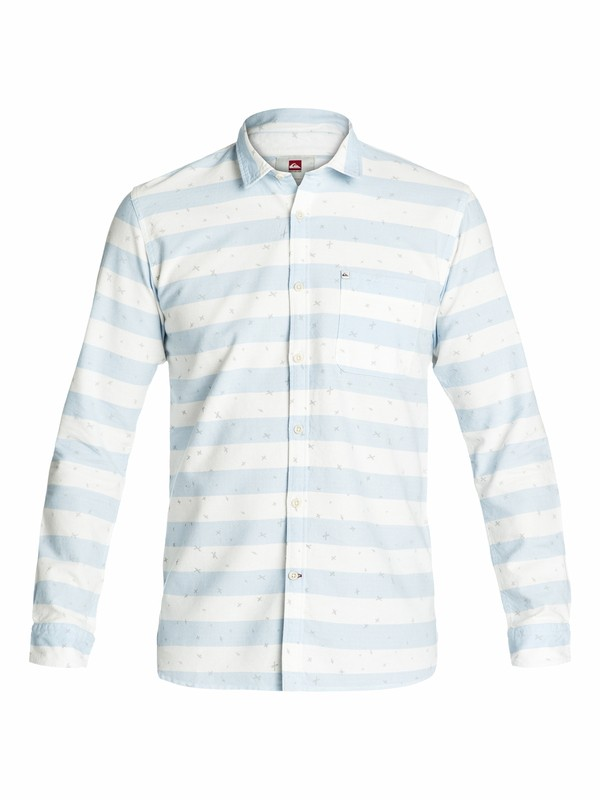 0 Nuckles Long Sleeve Shirt  EQYWT03080 Quiksilver