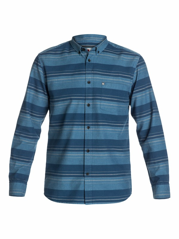0 Threadfin Long Sleeve Shirt  EQYWT03087 Quiksilver