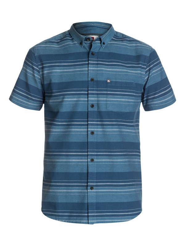 0 Threadfin Short Sleeve Shirt  EQYWT03092 Quiksilver