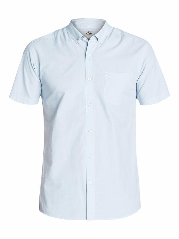 0 Wilsden Short Sleeve Shirt  EQYWT03099 Quiksilver