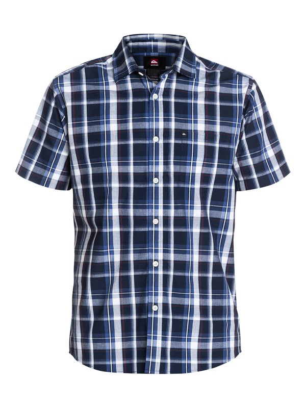 0 General Pat Short Sleeve Shirt  EQYWT03103 Quiksilver
