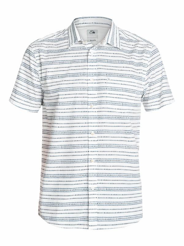 0 Nendo Short Sleeve Shirt  EQYWT03136 Quiksilver