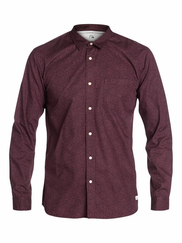 0 Holdback Long Sleeve Shirt  EQYWT03137 Quiksilver
