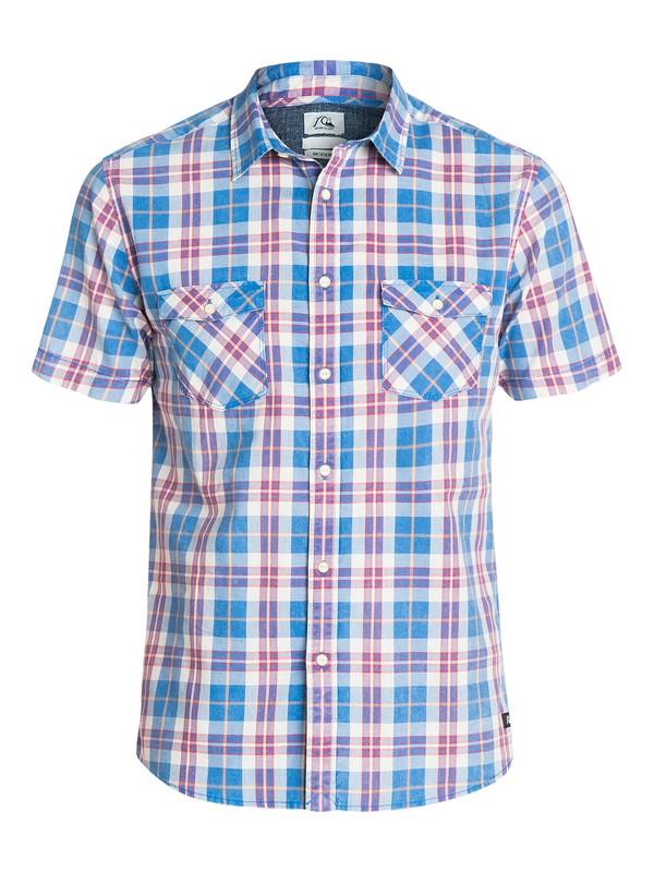 0 Tantiv Short Sleeve Modern Fit Shirt  EQYWT03143 Quiksilver