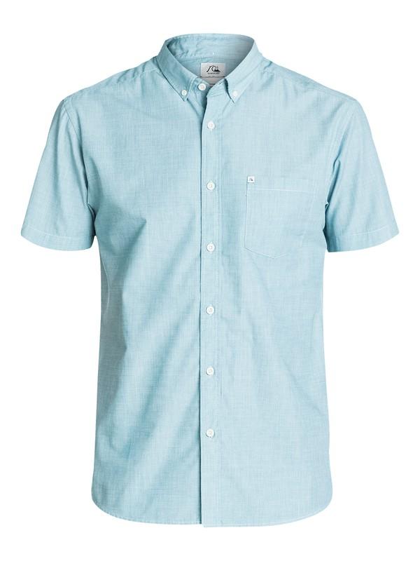 0 Wilsden Short Sleeve Modern Fit Shirt  EQYWT03144 Quiksilver