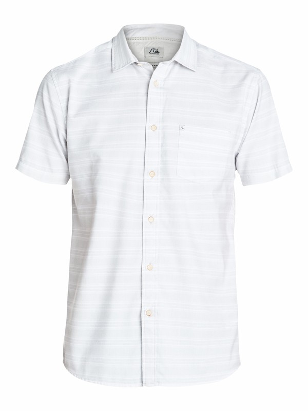 0 Francolin Short Sleeve Shirt  EQYWT03166 Quiksilver