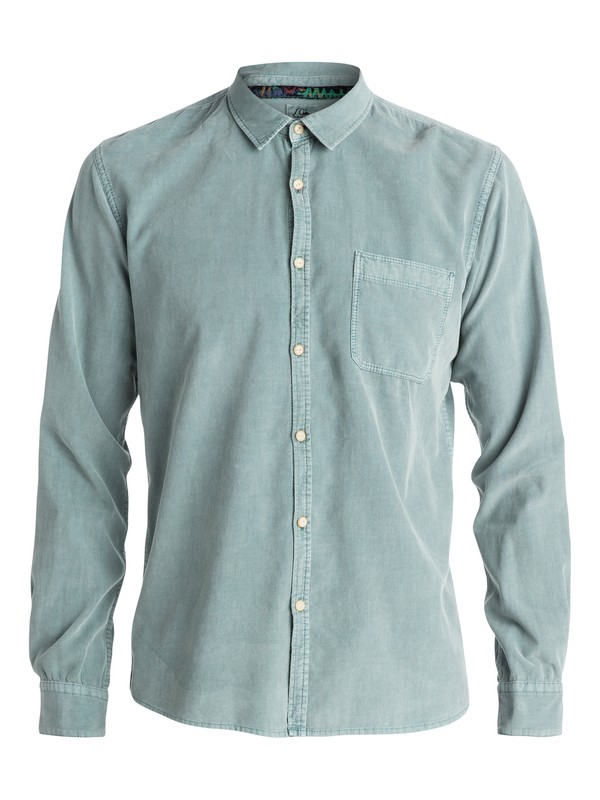0 Night Hit - Chemise manches longues  EQYWT03176 Quiksilver