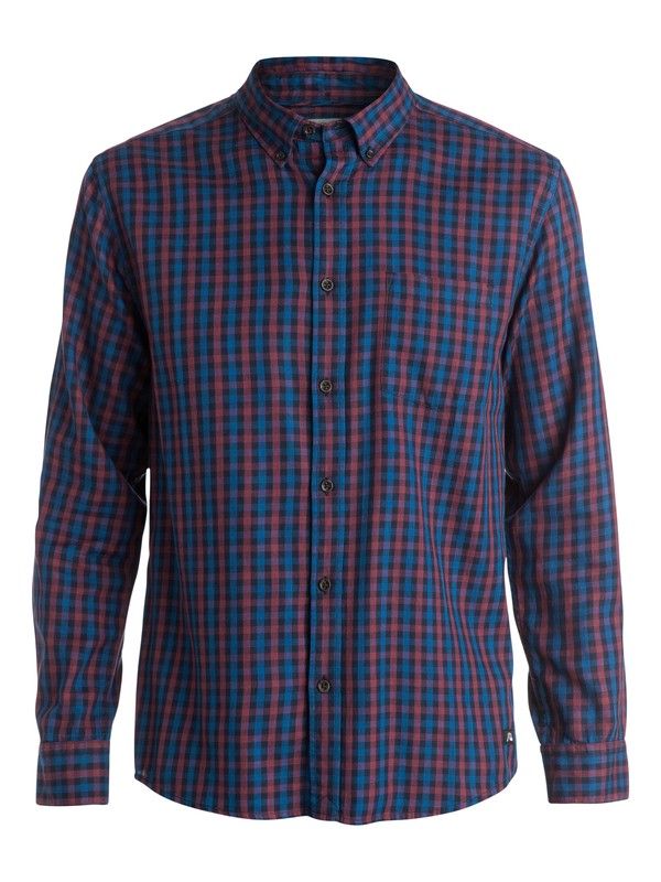0 Northcatcher Long Sleeve Modern Fit Shirt  EQYWT03188 Quiksilver