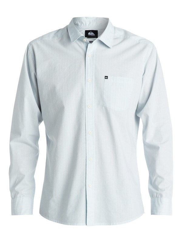 0 Everyday Stripe Long Sleeve Shirt  EQYWT03201 Quiksilver