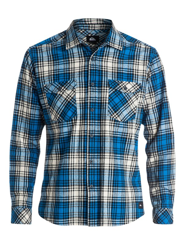 0 Camisa Everyday Flannel  EQYWT03207 Quiksilver