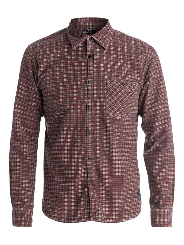 0 No Integrity - Chemise manches longues  EQYWT03223 Quiksilver