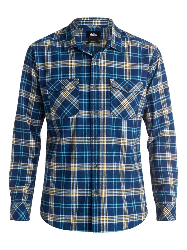 0 Everyday Flannel  EQYWT03232 Quiksilver
