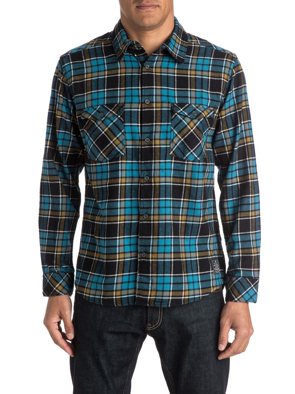 0 Sin Tank Long Sleeve Shirt  EQYWT03246 Quiksilver