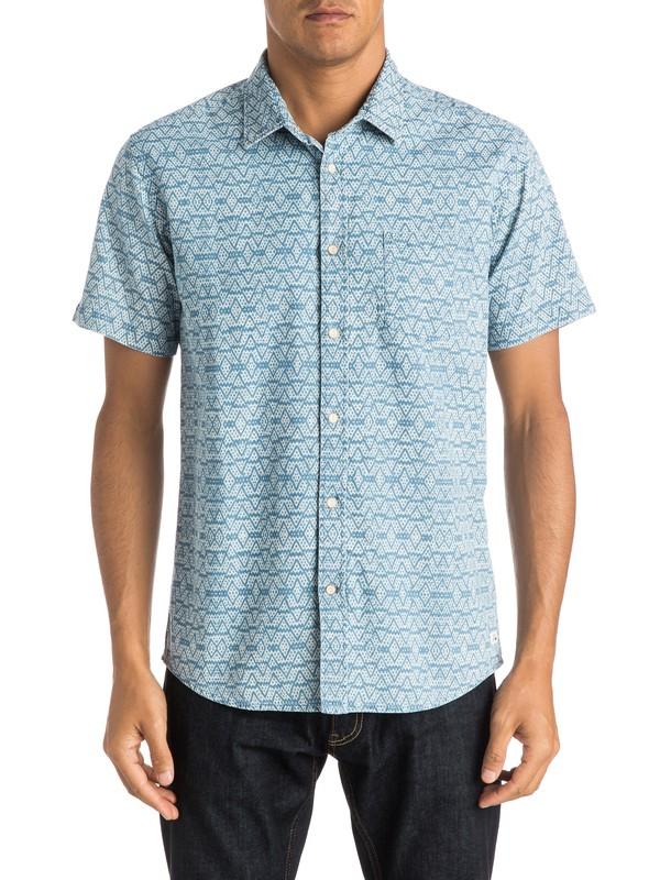 0 Camada Shirt Short Sleeve Shirt  EQYWT03276 Quiksilver